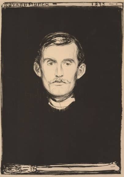Edvard Munch: Love and Angst, the British Museum
