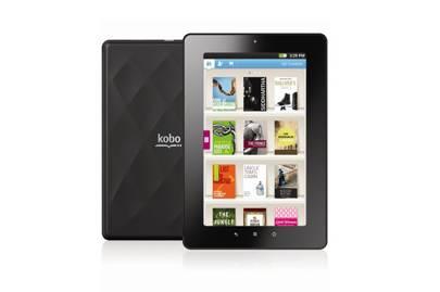 Kobo Vox colour e-reader