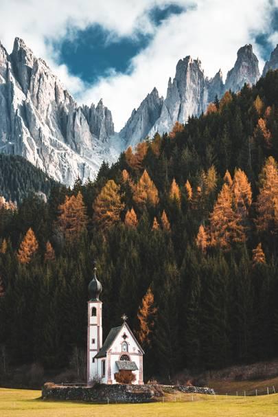 2. The Dolomites, Italy