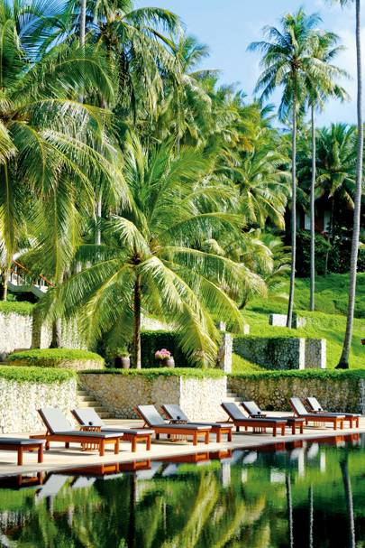 19. Amanpuri, Phuket, Thailand. Score 75.03