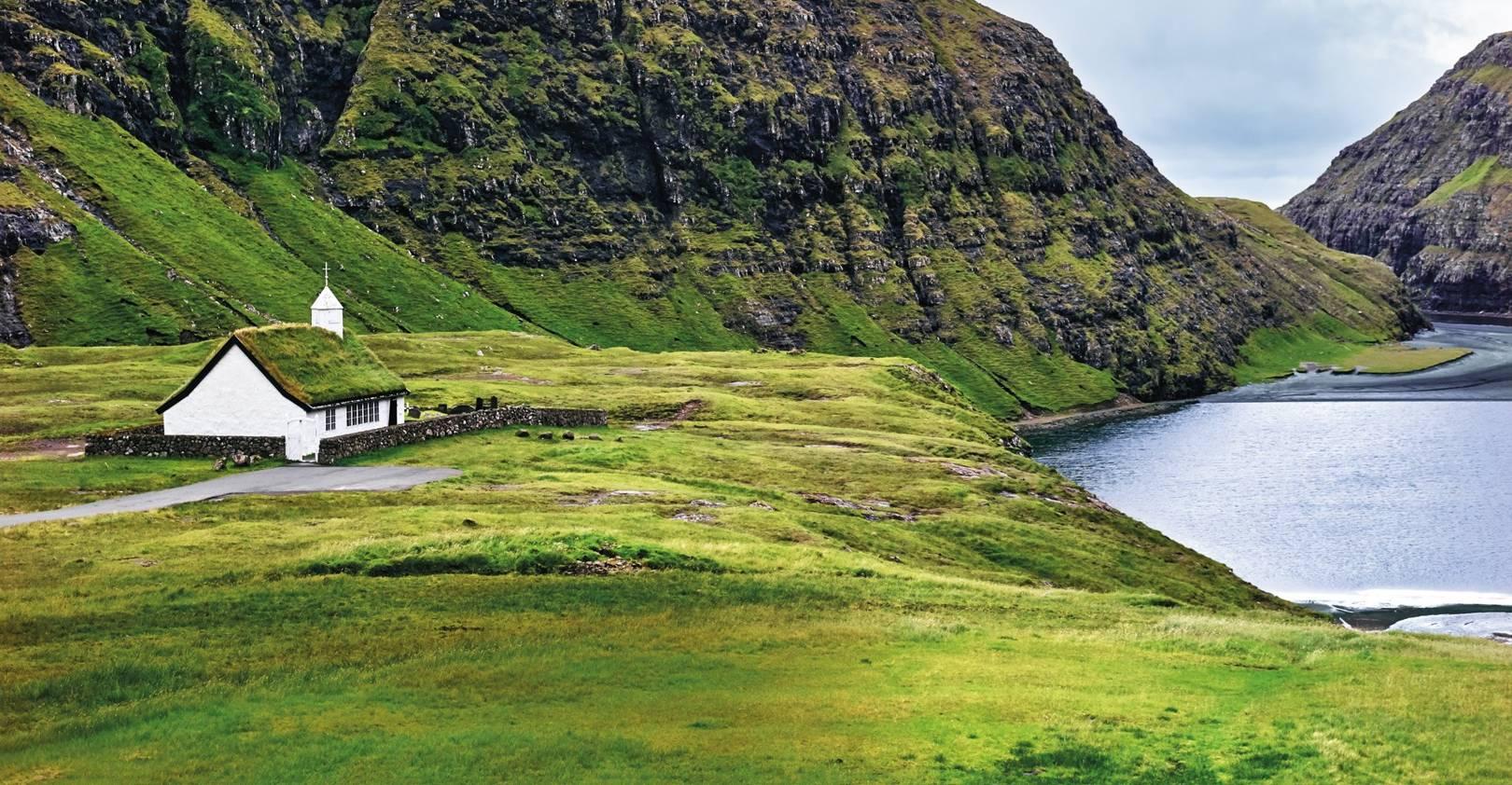 The Faroe Islands: far-flung cool