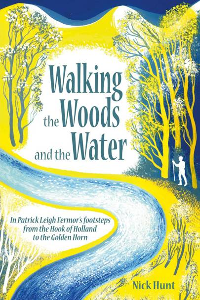 Books about walking across Europe