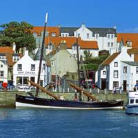 SCOTTISH FISHERIES MUSEUM, ANSTRUTHER,