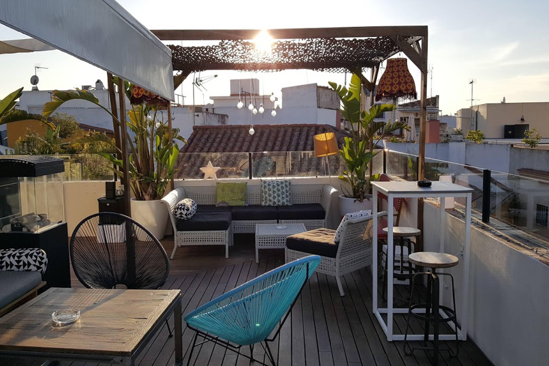 Rooftop Bars In Seville Cn Traveller