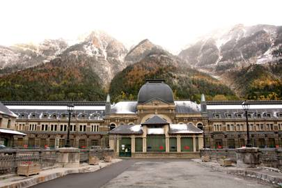 Canfranc International Railway Station, Spain