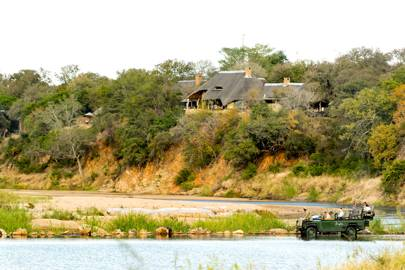 Take a virtual game drive in South Africa at Singita's private reserve