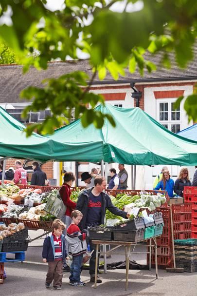 Wimbledon Village Farmers' Market