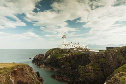 Lighthouse at Fanad Head, Co. Donegal