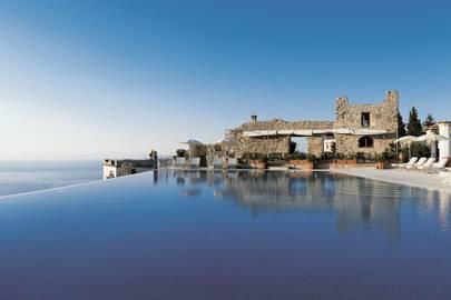 Hotel Caruso, Amalfi Coast