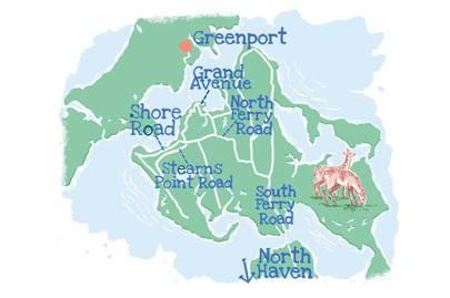 Shelter Island New York