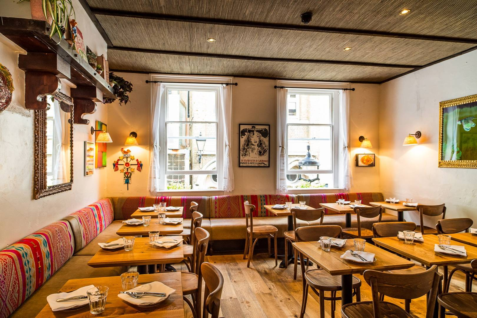 Soho Restaurant The 26 Best Cn Traveller