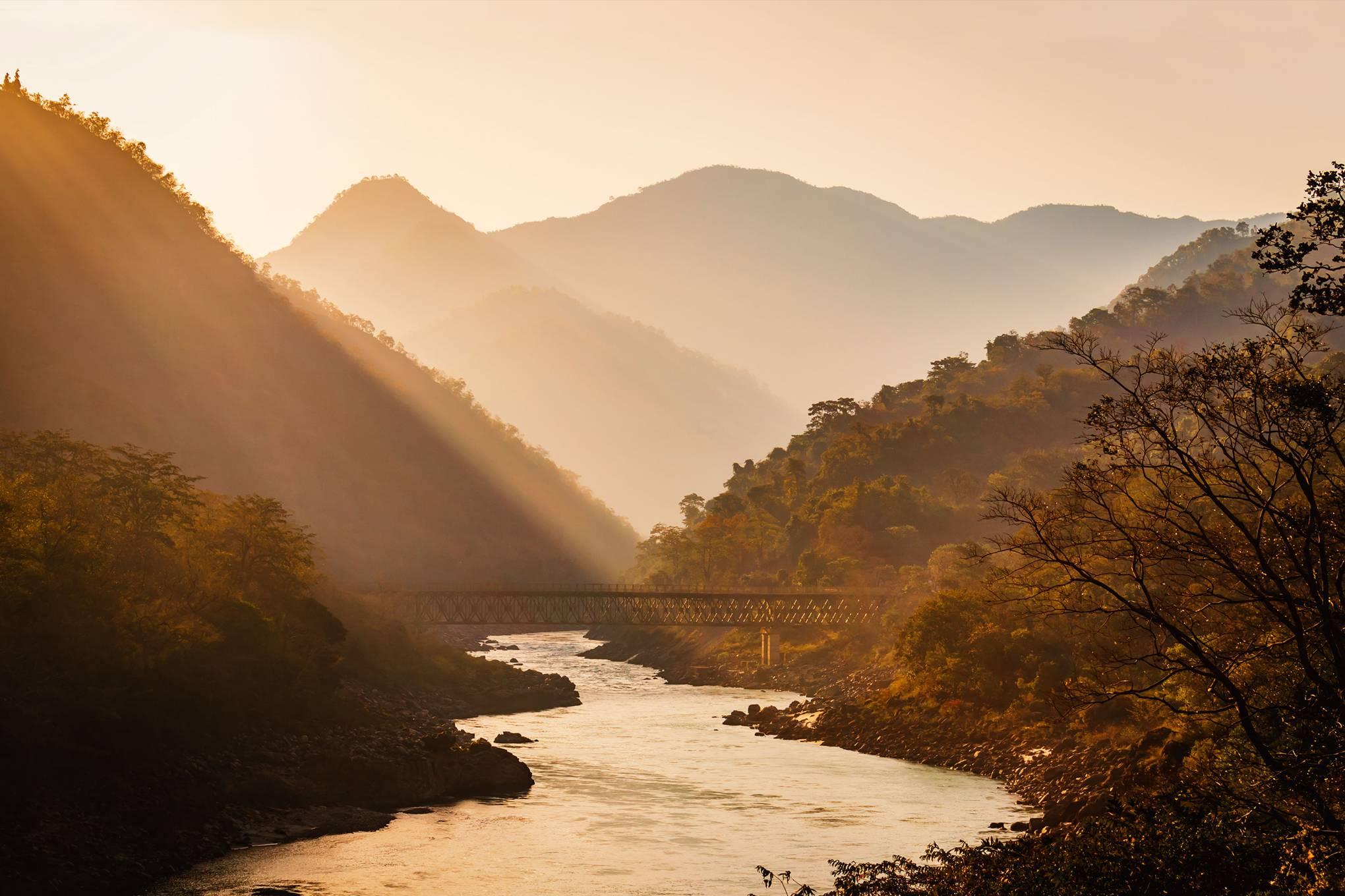 A secret sanctuary hidden in the Himalayas