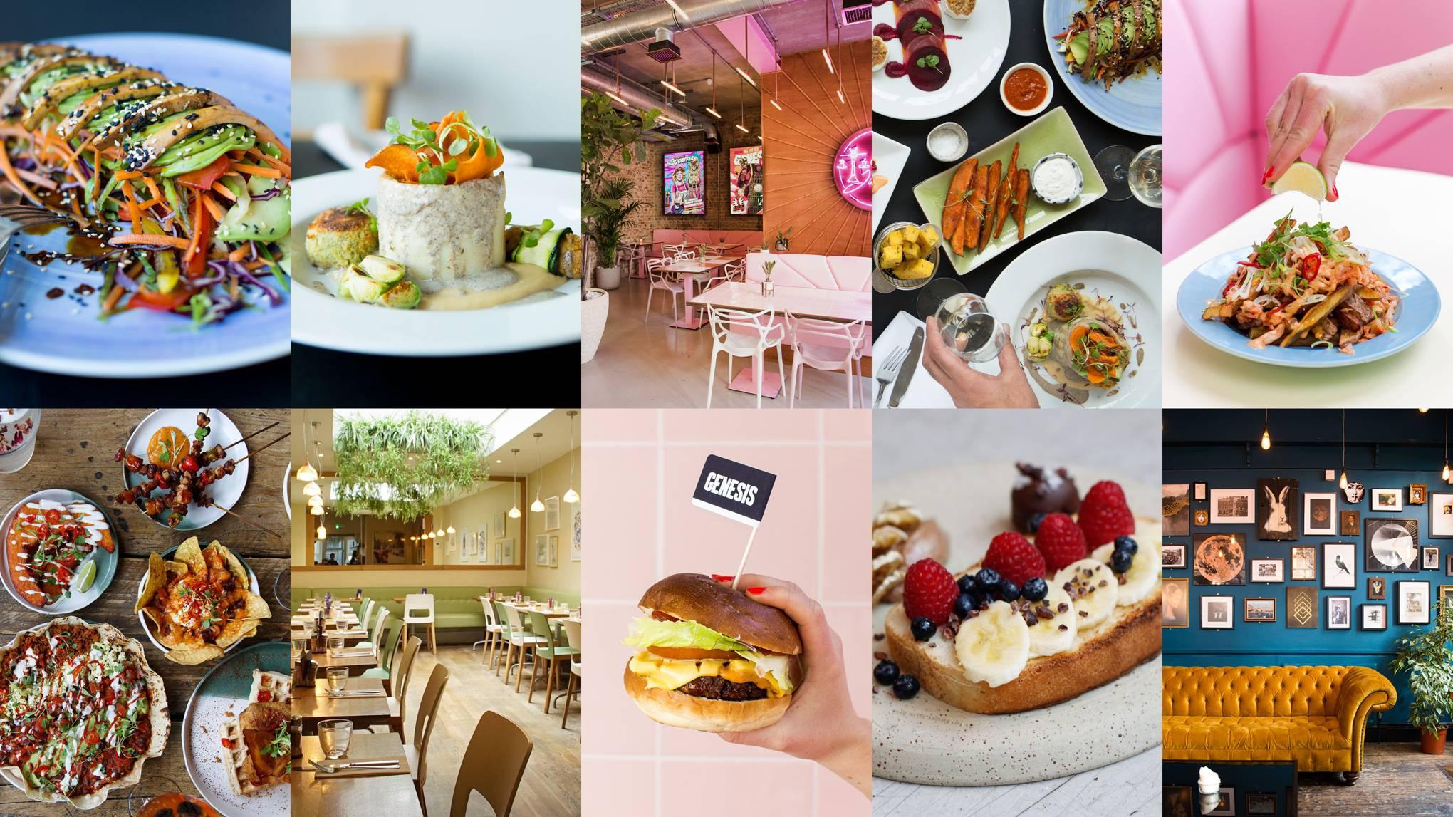 Best Vegetarian Restaurants In London Cn Traveller