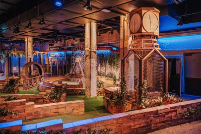 8. Spend an evening out playing crazy golf