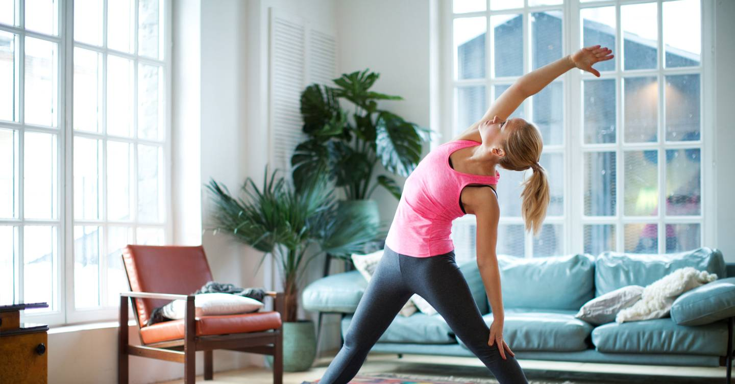 10 home workouts we love