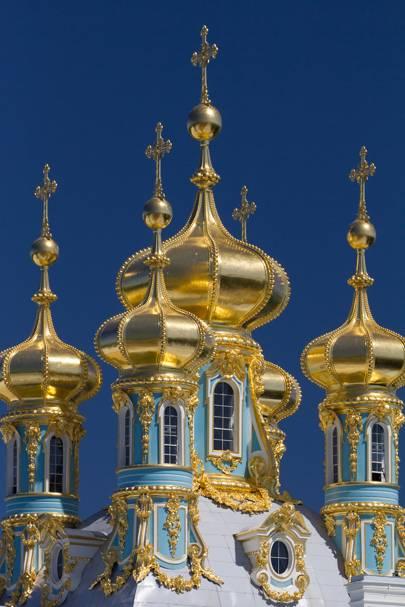 St. Petersburg, Russia: Rococo