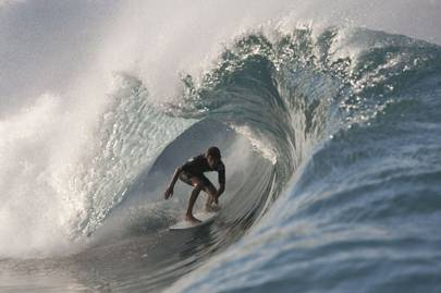 Surfing holidays in Indonesia
