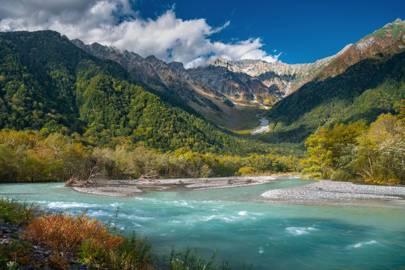 4. Japanese Alps, Japan