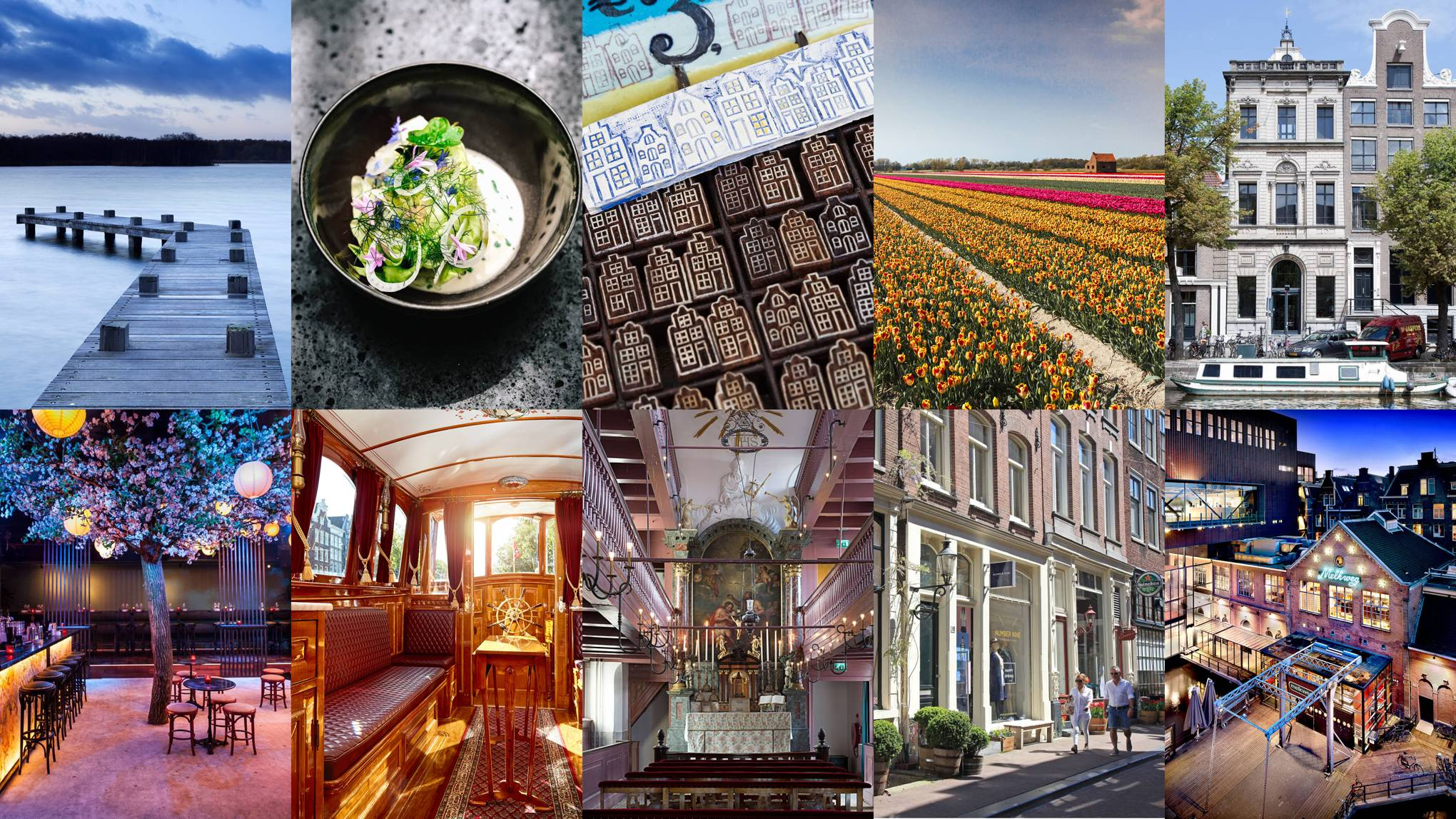 18 cool things to do in Amsterdam