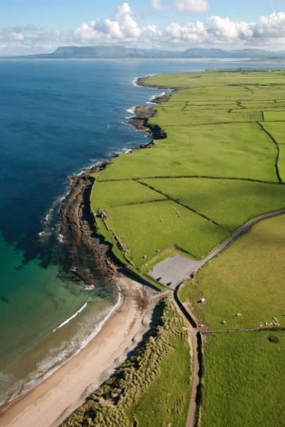 Dunmore Beach, Co. Sligo