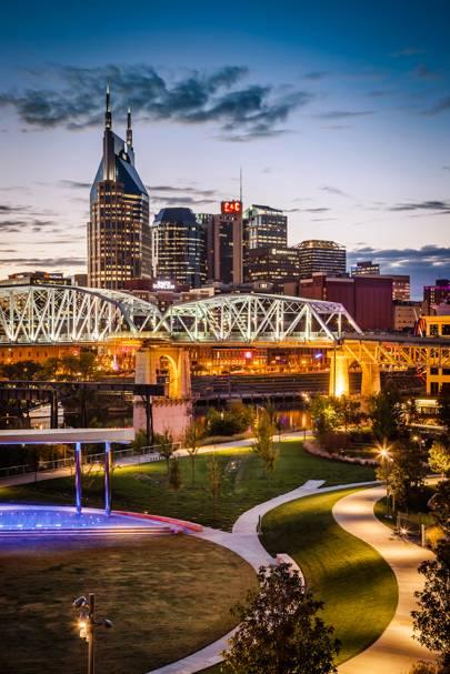 14. Nashville