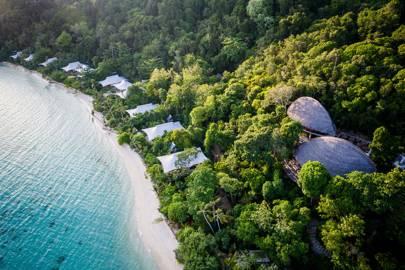 Bawah Island, Indonesia