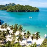 2. Thailand. Score 92.37