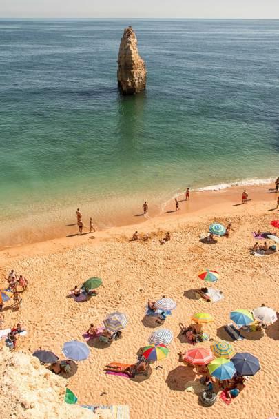 Praia do Carvalho, Portugal