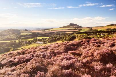 North York Moors, England