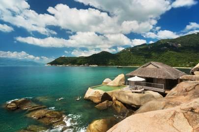 14. Six Senses Ninh Van Bay, Vietnam. Score 79.53