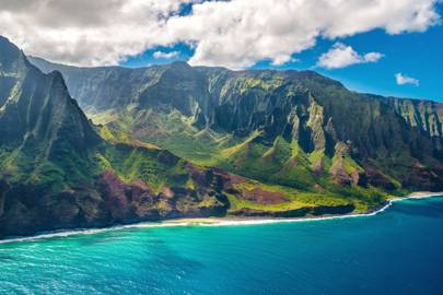 31. Na Pali Coast, Hawaii
