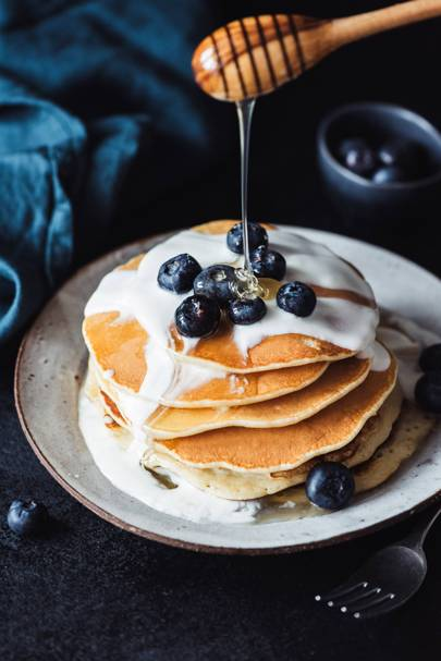 Pancakes from the USA