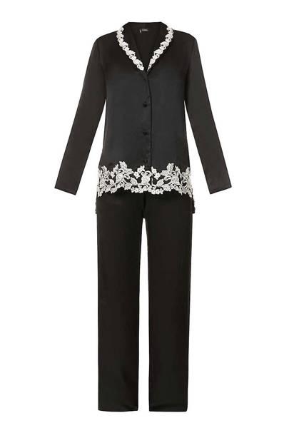 La Perla lace pyjamas, £1,115
