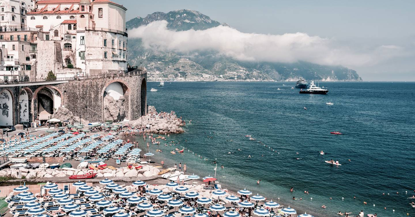 The most beautiful places on the Amalfi Coast