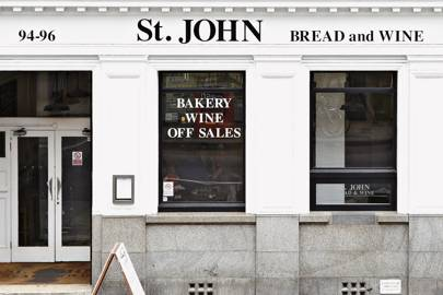 St John Bread & Wine, London