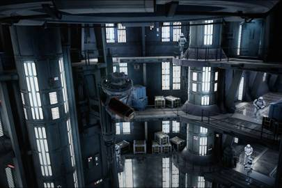 Ongoing: Star Wars: Secrets of the Empire virtual reality experience