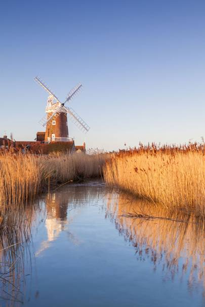 CLEY MARSHES, NORFOLK