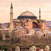 Hagia Sophia, Istanbul in 'From Russia with Love'