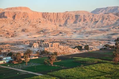 6. Tutankhamun's Tomb, Egypt