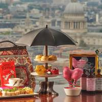 Mary Poppins Afternoon Tea, London Bridge