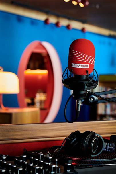 Tune into The Standard in London's new radio station