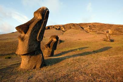 7. EASTER ISLAND, CHILE