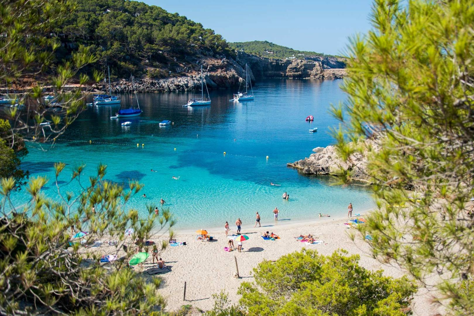 The 20 best beaches in Ibiza Spain CN Traveller