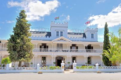 Lord Milner Hotel, Matjiesfontein, South Africa