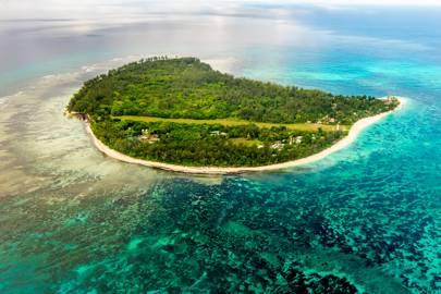 Denis Islands, Seychelles