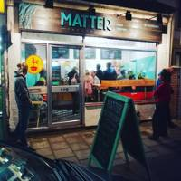 6. Matter Fast Foods