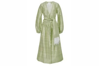 Markarian silk gown