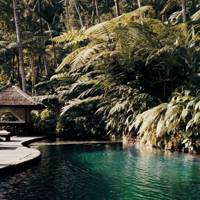 Como Shambhala Estate Bali jungle pool