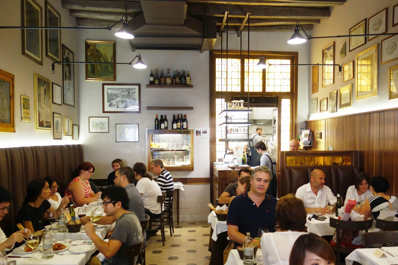 The best restaurants in Rome | CN Traveller