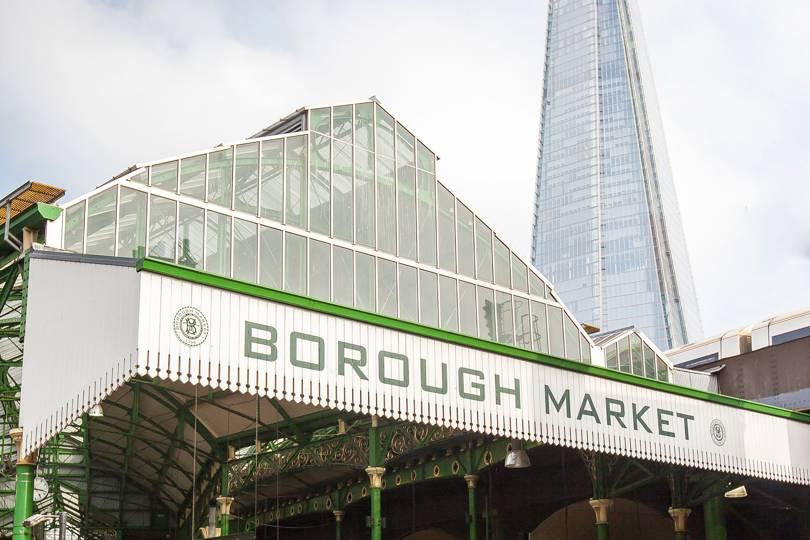Borough Market, London | CN Traveller